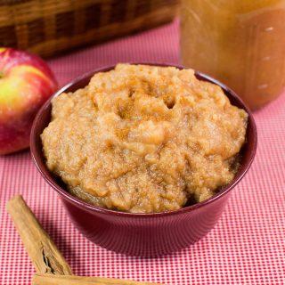 Homemade Applesauce for Canning