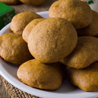 Rena's Soft Molasses Cookies